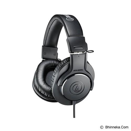 AUDIO-TECHNICA Professional Headphones [ATH M20x] - Black - Headphone Full Size